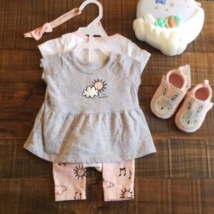 🎉🎉5 for $25🎉🎉3 pieces baby outfit